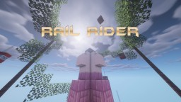 Rail Rider — An Adventure-Platformer Map, by WhoAteMyButter [Updated to 1.15!] Minecraft Map & Project
