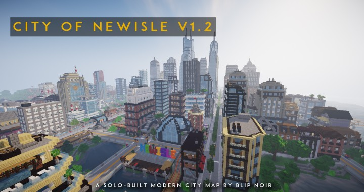 A solo-built modern city in the works since 2010.