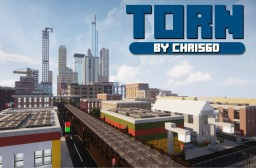 Torn – an Open-World Adventure Map [with download!] Minecraft Map & Project