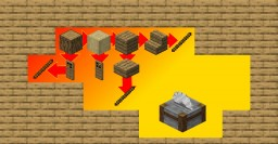 Cutting wood with Stonecutters [1.14-1.16] Minecraft Data Pack