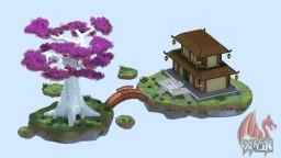 HCF Japan End [LVL 37] Minecraft Map & Project