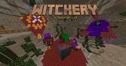 WITCHERY in Minecraft (1.14.X) Minecraft Data Pack