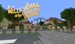 Willy Wonka Chocolate factory 1971 Minecraft Map & Project
