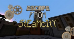 Escape from SteamCity (1.12.2) Minecraft Map & Project