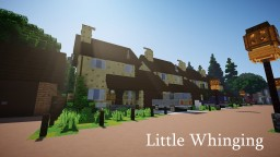 | Little Whinging | Harry Potter | Minecraft Map & Project