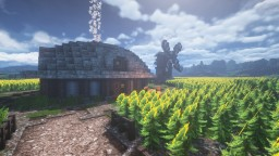 Kaegord Adventures - Three Hills Sunflower Oil Farm Minecraft Map & Project