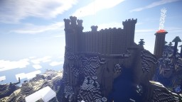 Kingdom in the sky Minecraft Map & Project