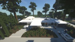 5230 Penfield Ave Minecraft Map & Project