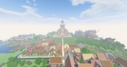 Fairy Tail Legends of Ishgar Minecraft Server