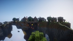 Medieval Kingdom Of The Mountains Minecraft Map & Project