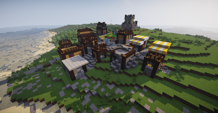 New Village added in 2.0.3