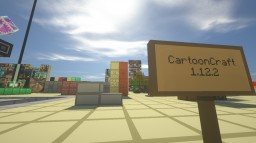 CartoonCraft [ 1.12.2 ] Minecraft Texture Pack