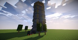 Watchtower thingy Minecraft Map & Project