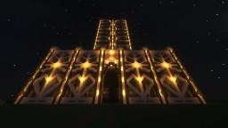 Minecraft Skyscraper (modern, without interior equipment) Minecraft Map & Project