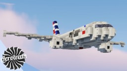 Airbus A320 | DOWNLOAD Minecraft Map & Project