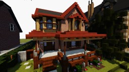 Victorian House - Carlton Minecraft Map & Project