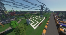 Melrose - A Greenfield Community Minecraft Map & Project