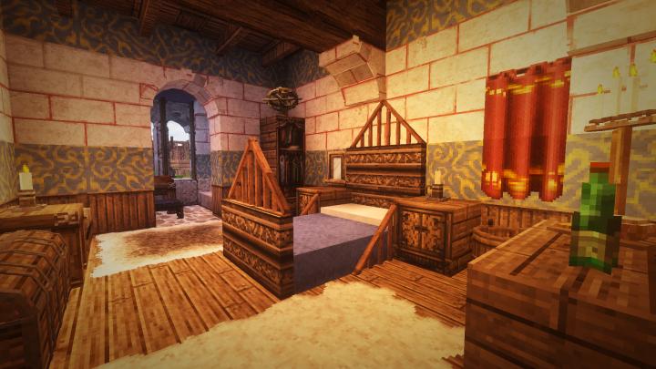 Lord's bedchamber