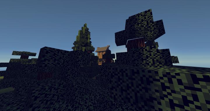 Zombie Apocalypse Map | 25% | Minecraft Project