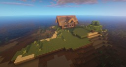 Classic 1.14 Survival Islands Minecraft Map & Project