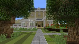 Suburban house (Valley of Talented contest entry) Minecraft Map & Project