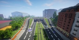 Mr. Mickiewicz Intersection Minecraft Map & Project