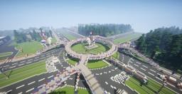 Napoléon Bonaparte Roundabout Minecraft Map & Project