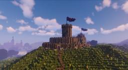 Frankenbourg Castle Minecraft Map & Project