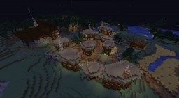 Looking for builders- Rustic village in progress Minecraft Map & Project