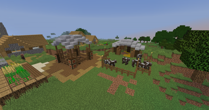 Minecraft Ravine Base Minecraft Project