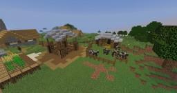 Minecraft Ravine Base Minecraft Map & Project