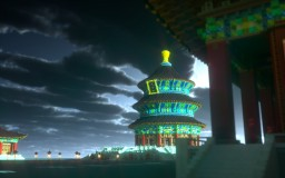 The Temple of Heaven [北京天坛] - A UNESCO World Heritage Site Minecraft Map & Project