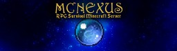 1.15.2 MCNEXUS TK SURVIVAL RPG Minecraft Server
