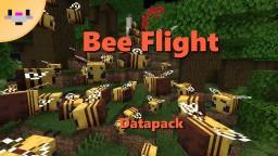 Bee Flight Datapack (1.15+) Minecraft Data Pack