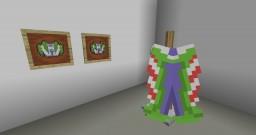 Toy Story Buzz Lightyear Elytra! Minecraft Texture Pack