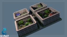 HCF ~ Conquest Minecraft Map & Project
