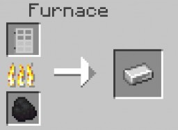 Common Iron Item Recycling Minecraft Data Pack