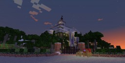 Disneylands Haunted Mansion ACTIVE 2020 Minecraft Map & Project