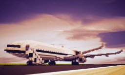 Reven Business Jet | Download+ | Interior+ Minecraft Map & Project