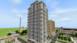 Sellebii Salesforce Tower Minecraft Map & Project