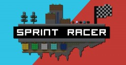 Sprint Racer Minecraft Map & Project
