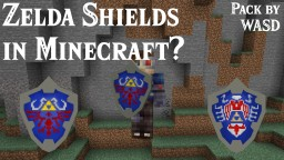 Zelda Shields [Data Pack] 1.14+ Minecraft Data Pack