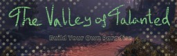 The Valley of Talented [Build Contest | City Theme] Minecraft Blog