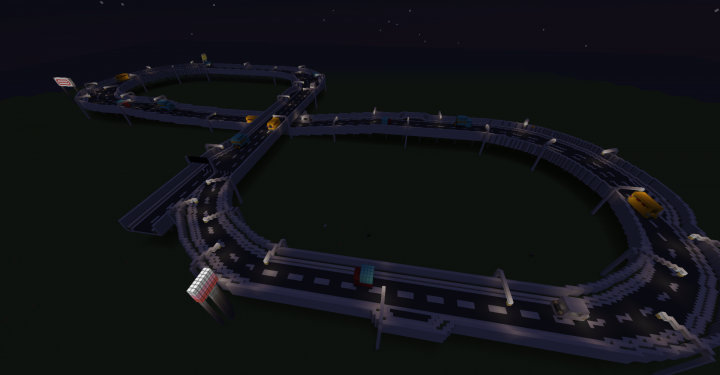 N64 Toad S Turnpike Minecraft Map