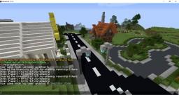 MrCrayFish Town Replica MORE NPCs! Update! (Mods in description) Minecraft Map & Project