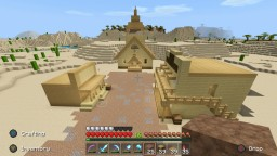 Wild West Town Minecraft Map & Project