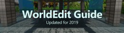 How to use WorldEdit [2019] Minecraft Blog