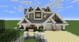 Small Suburban House - CaraRose's Building Contest Minecraft Map & Project
