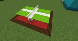 Tabletennisplate + Tutorial Minecraft Map & Project
