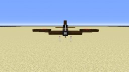 B5N Kate Torpedo Bomber Minecraft Map & Project